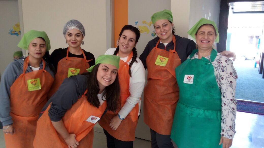 Cozinha Gourmet - Colégio Padre Anchieta 11