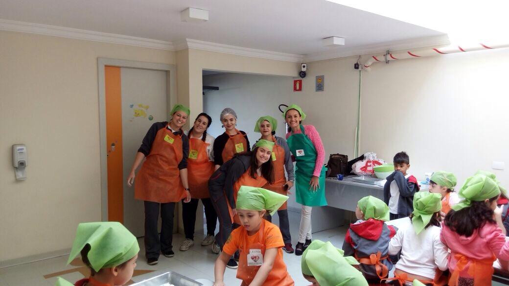 Cozinha Gourmet - Colégio Padre Anchieta 14