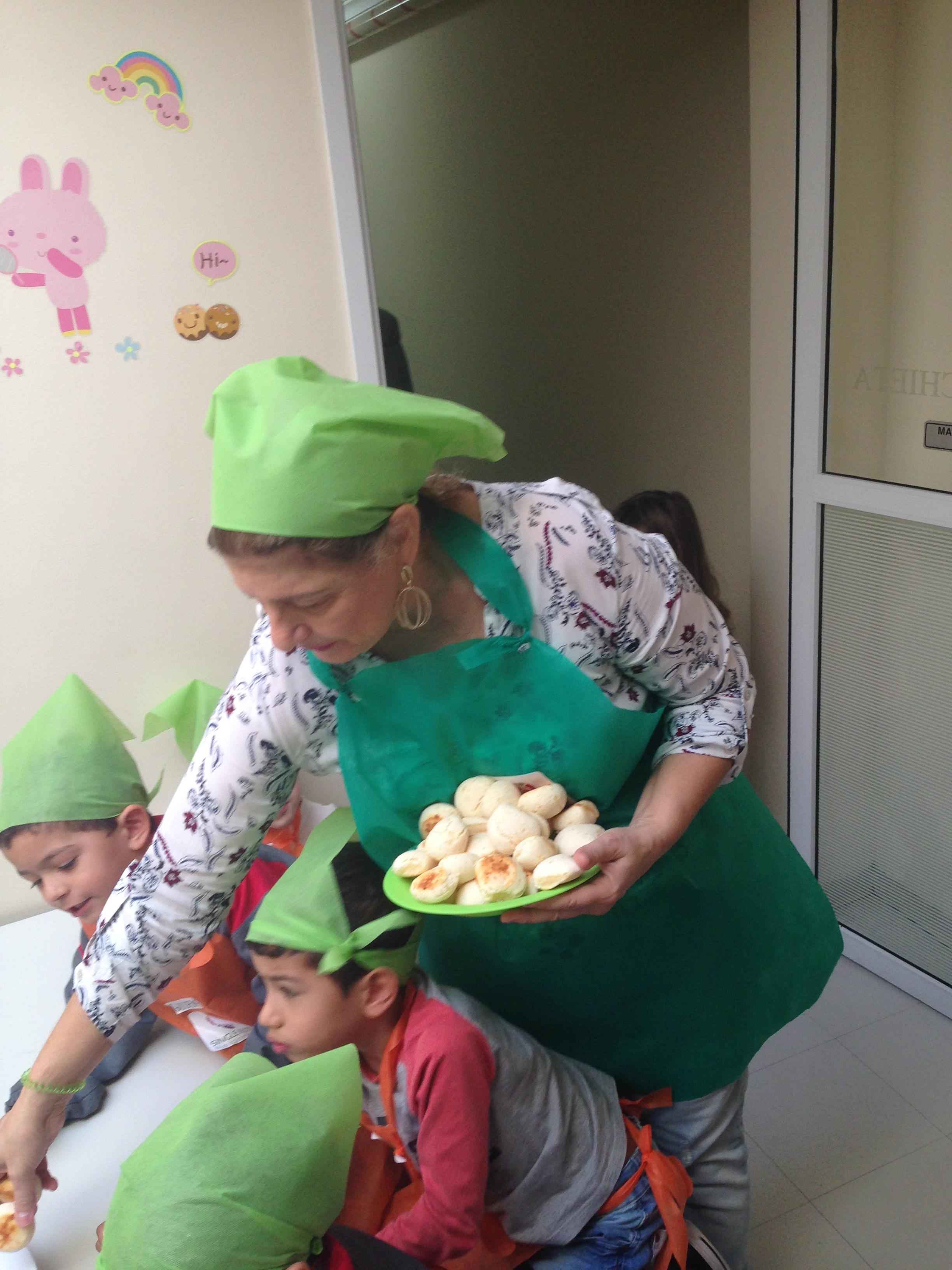 Cozinha Gourmet - Colégio Padre Anchieta 4